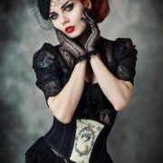 Forge Fashion Gothic Lingerie Dessous