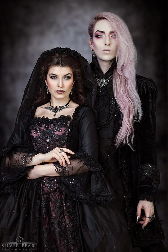 Gothic Barock Rococo La Esmeralda Valentin Winter