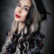 Gothic Vintage Lady Norddeutschland