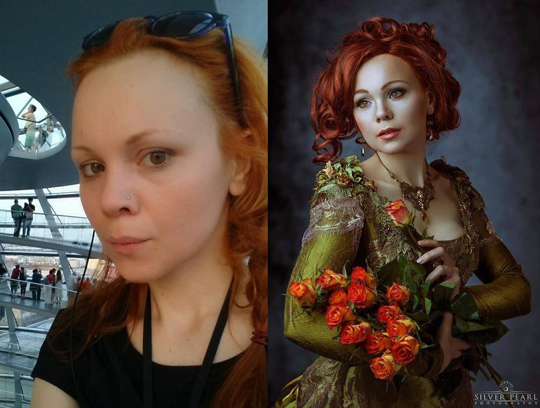 Makeover Makeup Umstyling Hamburg Fantasy
