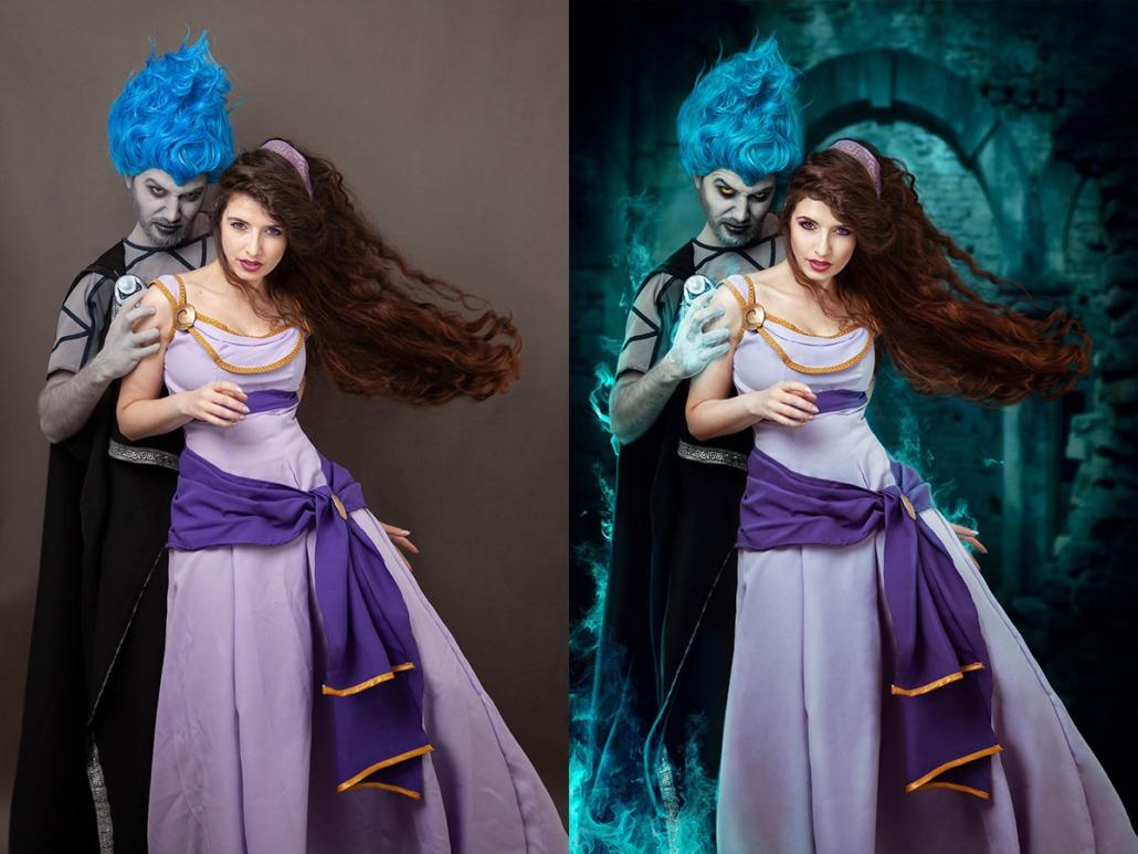 Fantasy Compositing Bildbearbeitung Coaching