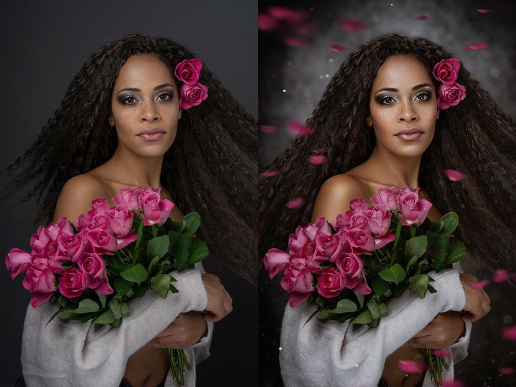 Beauty Fantasy Fineart Bildbearbeitung Workshop