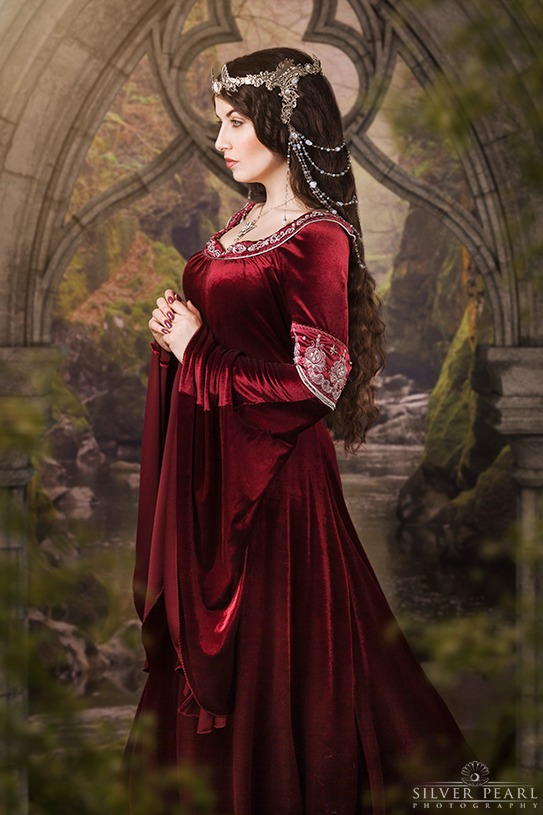 Fantasy Fairytale Shooting Arwen