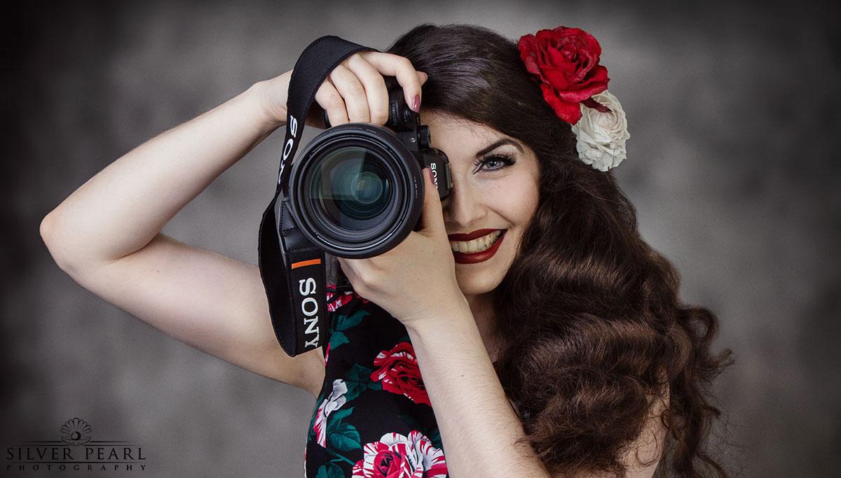 Fantasy beauty Fine Art Fotoshooting